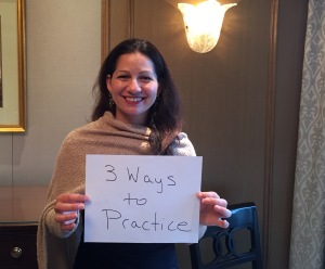 3 ways to practice your next speech.